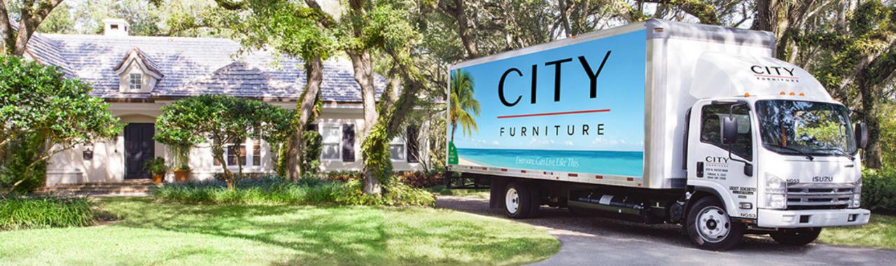 City Furniture Slashes Inventory, Garden City Furniture