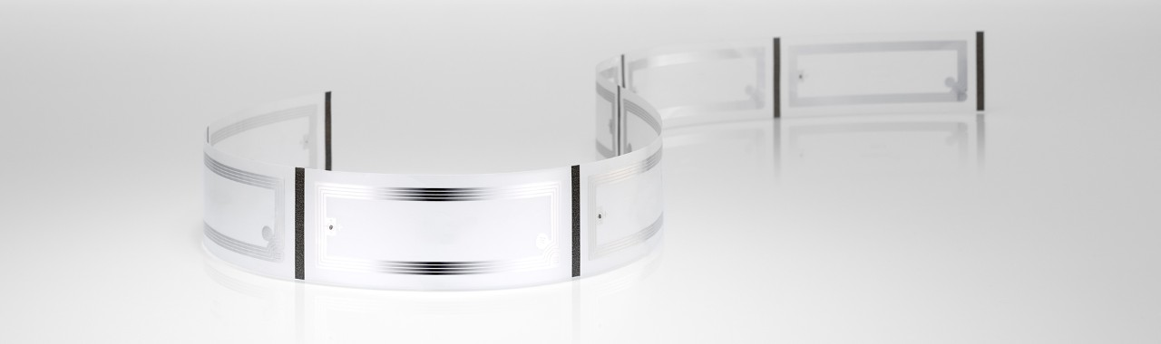 HF RFID Inlay: Band